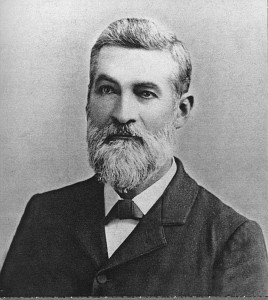 Portrait of Thomas Volney Munson from the 1880's